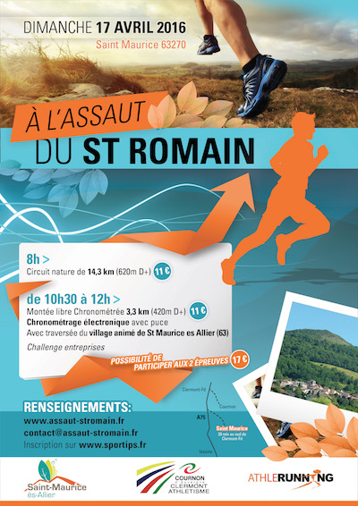 Flyer assaut St Romain